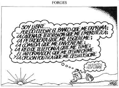 Forges neoliberalismo