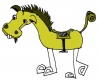 Tinc un cavall que és una meravella
